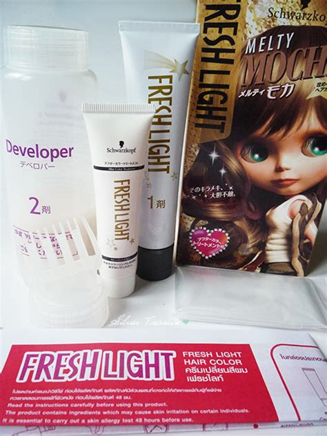 Harga Schwarzkopf Di Guardian schwarzkopf freshlight hair color melty mocha silver