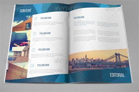 ind template free indesign portfolio template by crs ind templates on