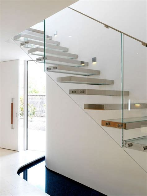 Glass Staircase Design Design Is In The Details 10 Cantilevered Stair Designs Studio Mm Architect