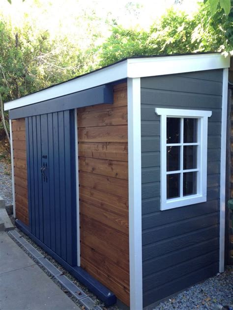 Outdoor Mini Shed 25 Best Outdoor Storage Ideas On Patio