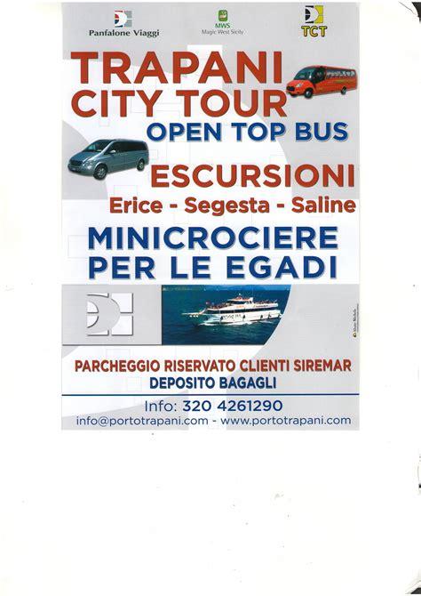parcheggio porto trapani parcheggio auto e servizio transfer trapani travel