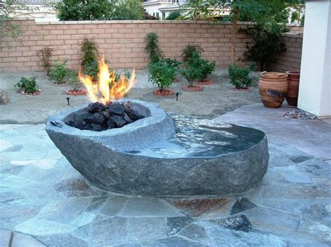 glass rocks for propane pit pit design ideas