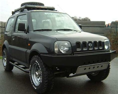 Suzuki Jimny Rear Bumper Jimny Arb Or Other Replacement Bumper Page 3