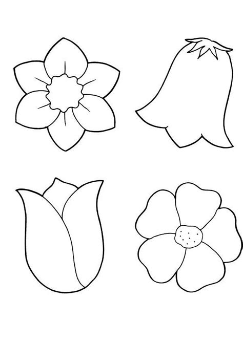 cartoon flower coloring page cartoon flowers on pinterest flowers to draw flower