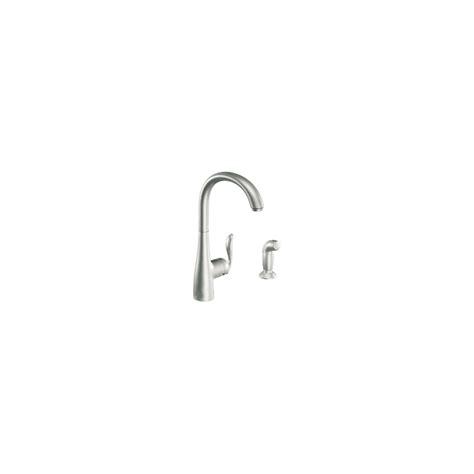 moen 7790srs arbor single handle high arc kitchen faucet atg stores moen 7790 arbor single handle 28 images moen arbor