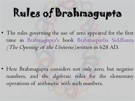 pics for gt brahmagupta zero