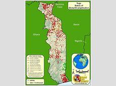 Togo - WORLDMAP.ORG Juan De Nova Island