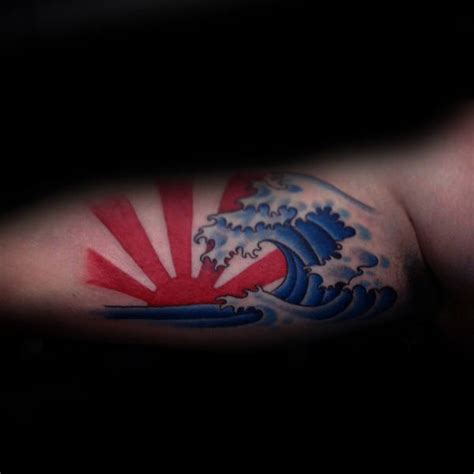 japanese sunrise tattoo designs 60 rising sun designs for japanese ink ideas