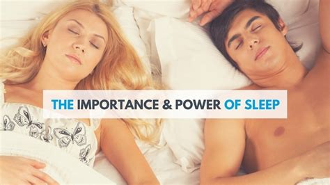 The Importance Of An Afternoon Nap by Realise The Power Of Sleep Before It S Late Sleep