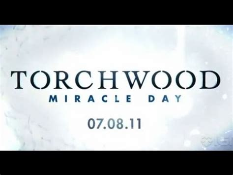Torchwood Miracle Day Free Torchwood Miracle Day Official Trailer