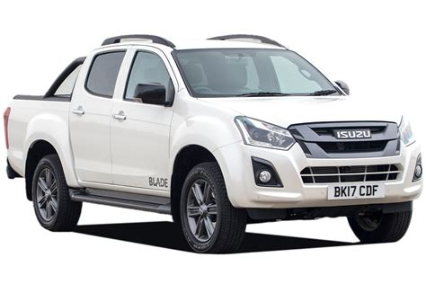 isuzu  max pickup  review carbuyer