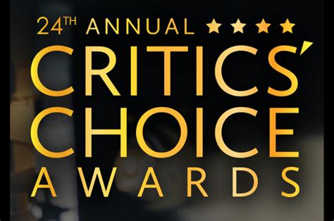Critics Choice Awards 2019 Vea La Lista Completa De Ganadores Generaccion Lista De Ganadores De Los Critics Choice Awards 2019 Panda
