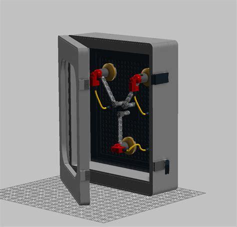 capacitor 105 35k lego ideas flux capacitor