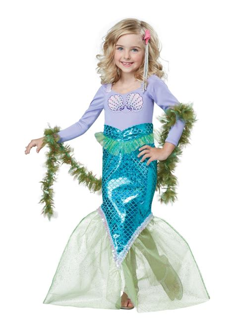 magical mermaid toddler costume general category