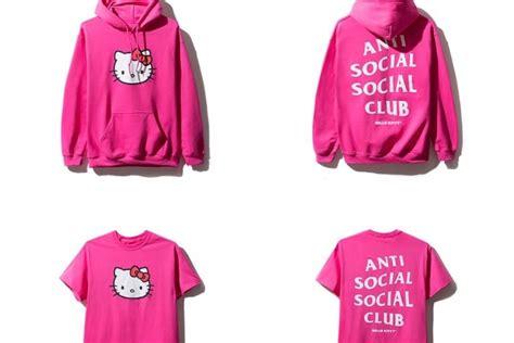 Kaos Anti Social Social Club 5 anti social social club rilis koleksi kekinian berdesain