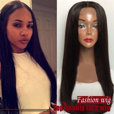 silky long black hair longhairart long healthy hair long black silky straight hair lace front wigs synthetic