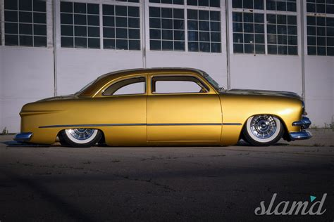 Ford Shoebox by Golden Showers 1951 Ford Shoebox Slam D Mag