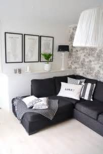 Living Rooms With Black Sofas 17 Best Ideas About Sofa On Layering Rugs Grey Velvet Sofa And Gray Sofa