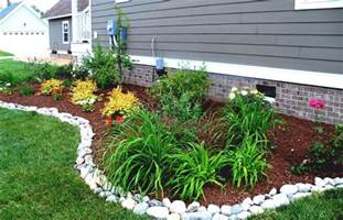 Landscape Plastic Front Yard Landscaping Ideas Landscape And Garden Design