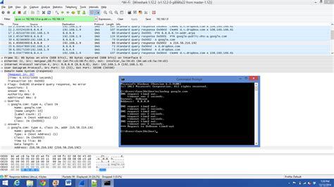 Dns Lookup Windows Windows 8 Dns Lookup Fails But Wireshark Shows That The Query Completes Computers