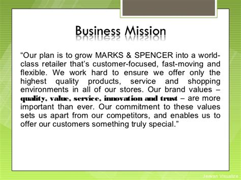 Marks Spencers Is Worlds Fastest Growing Brand marks spencers retail