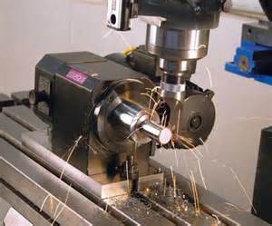 machine operations precision lathe operations on a cnc mill production