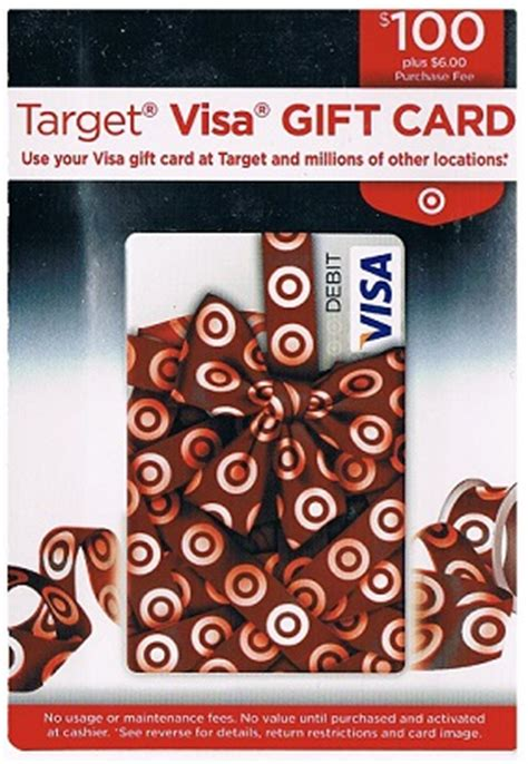 Reload Target Gift Card - target visa gift card tips and tricks ways to save money when shopping
