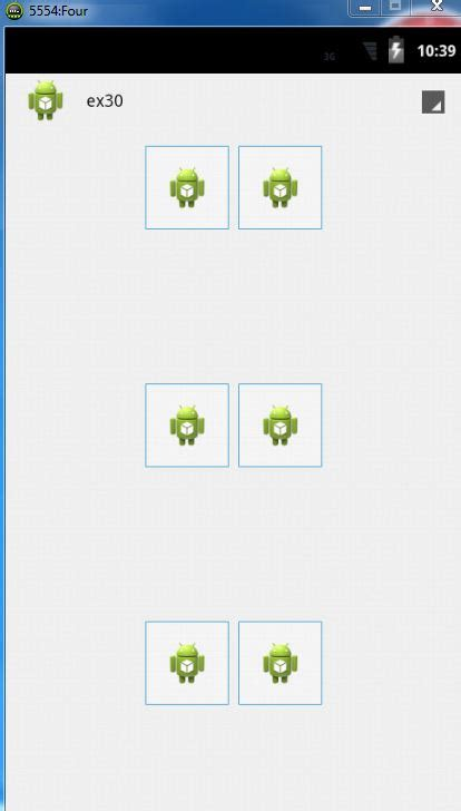 android xml layout overlay android xml layout auto scale stack overflow