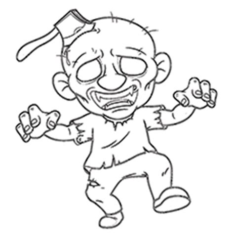 disco zombie coloring page top 20 zombie coloring pages ᐅ for for your kids ga58