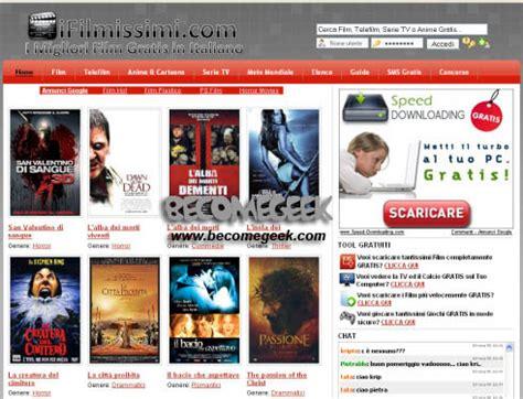 film up italiano streaming ifilmissimi sito italiano per vedere film in streaming