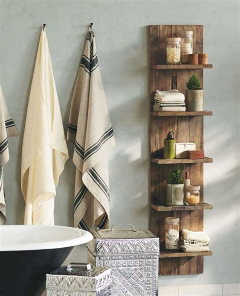 Diy Bathroom Storage Diy Bathroom Shelves To Increase Your Storage Space