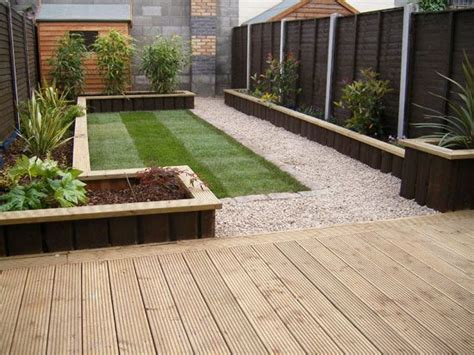 deck garden design ideas best 25 garden decking ideas ideas on decking