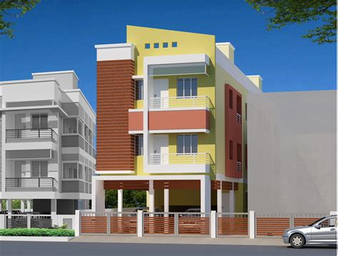 free 3d home elevation design software kerala commercial building design photos joy studio