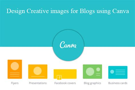 design banner canva design creative images for blogs using canva