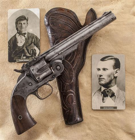 guns of outlaws weapons of the american bad books 45 schofield revolver historical american