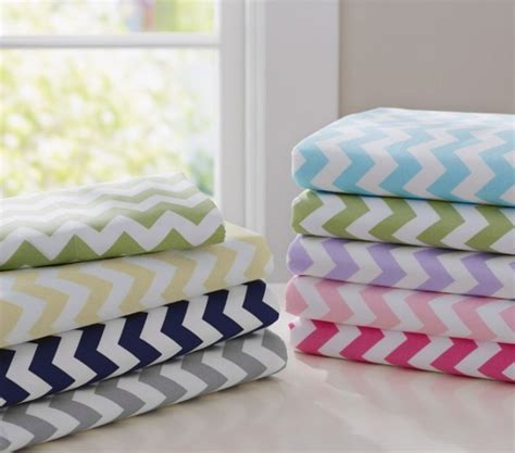 Pottery Barn Crib Sheets by Chevron Crib Bedding Roundup