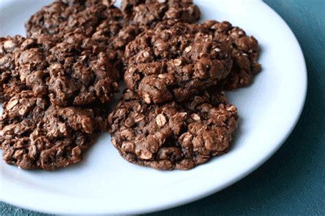 membuat kue kering kacang coklat resep kue kering havermut dengan kacang dan cokelat