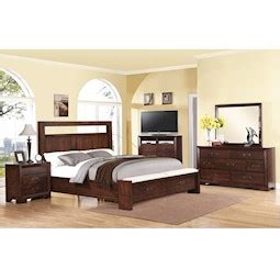 Lacks Bedroom Sets by Lacks Valise 4 Pc Bedroom Set