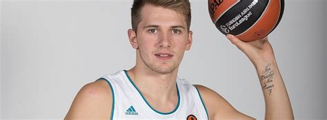 conversation with luka doncic i was born to play