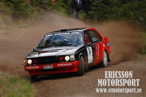 volvo 740 rally car volvo 940 rally