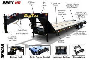 big tex gooseneck trailers in frederick maryland barrick