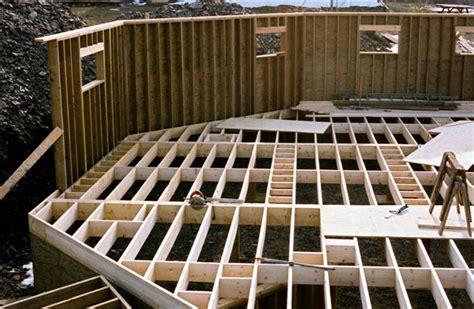 preserved wood basement pwf sbsi permanent wood foundations