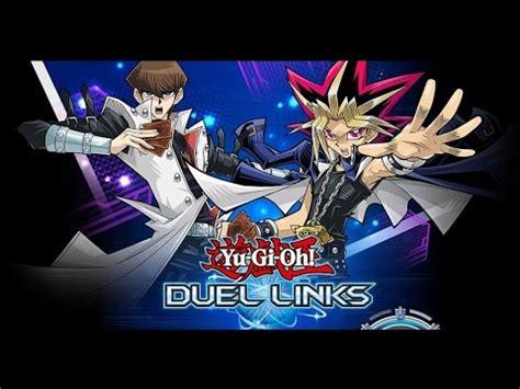 otaku cabeludo meu deck de yu gi oh yu gi oh duel links mostrando meu deck e jogando torneio
