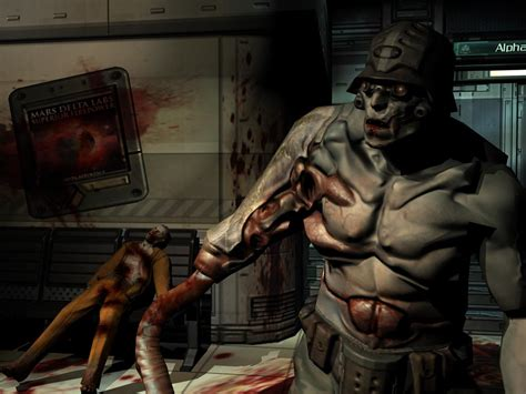 id tech 4 doom 3 petmod for doom 3 file mod db