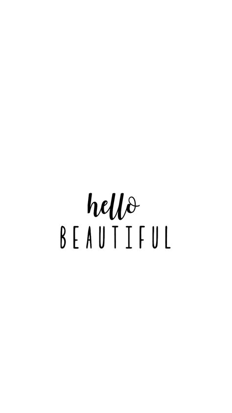 Hello! Wallpapers and Background Images - stmed.net