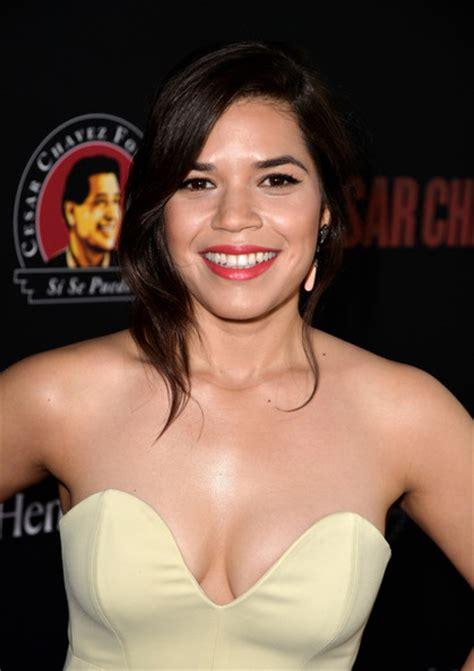 actress america ferrera america ferrera pictures cesar chavez premieres in la