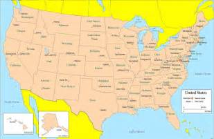 labeled physical map of the united states usa map states labeled www proteckmachinery
