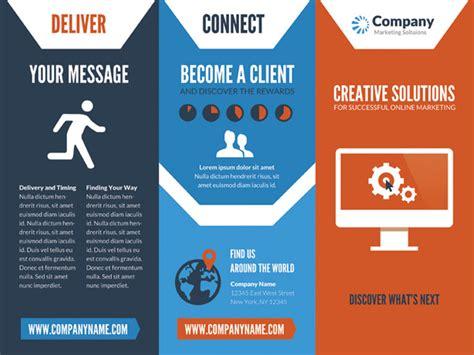 design leaflets online online marketing brochure psd vandelay design