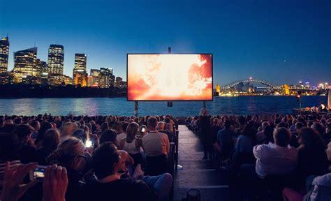 open air cinema melbourne botanical gardens the best outdoor cinemas in sydney concrete playground