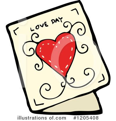 greeting card clipart 1205408 illustration by lineartestpilot
